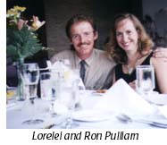 Lorelei and Ron Pulliam
